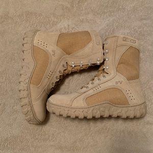 Men's 11.5M Desert Rocky Boots (Non Steeltoe)